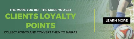 Loyality Points Banner at Lions Bet