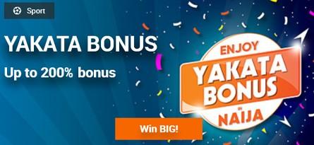 Yakata Bonus Banner